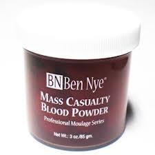 blood powder