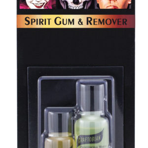 79 Lrg Spirit Gum and Remover 98530 carded