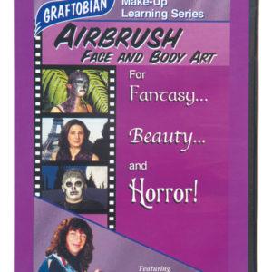 97 Airbrush Face & Body Art 20100