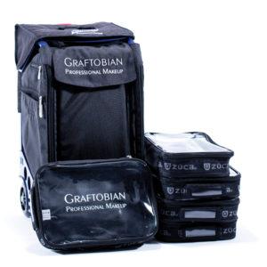 99 Zuca Pro Artist Case 88470 w pouches